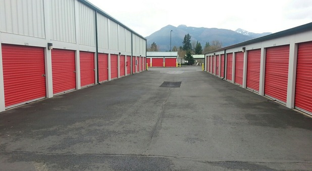 Self Storage in Sedro Woolley, WA