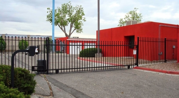 Drive Up Access; Key Pad Entry; Secure Units ... & Albuquerque NM 87114 Storage Units | Alameda West Storage