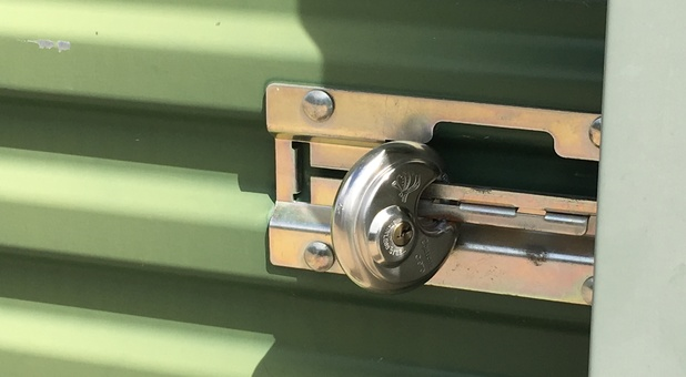A-Max Self Storage Secure Units
