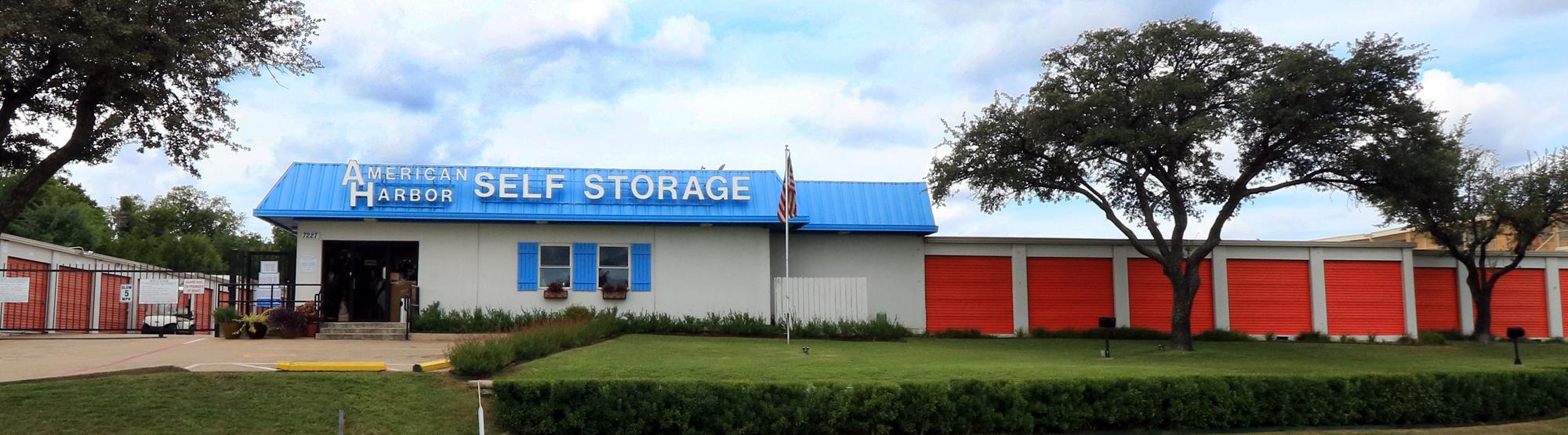 Self Storage near me