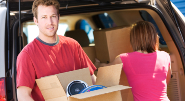 Make moving easy with self storage