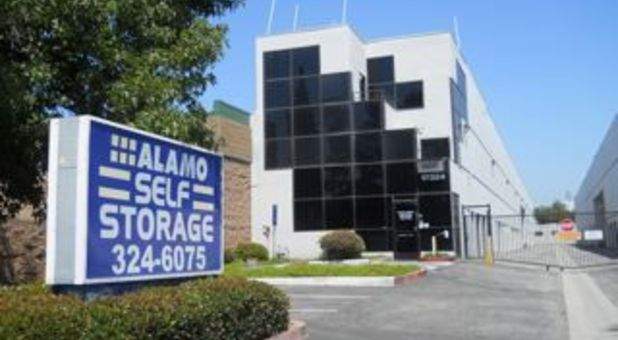 Alamo Carson Self Storage will take care of your storage needs