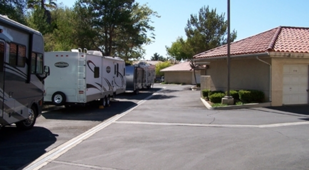 RV storage available