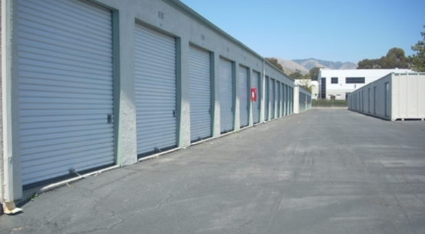 Clean and secure outdoor units