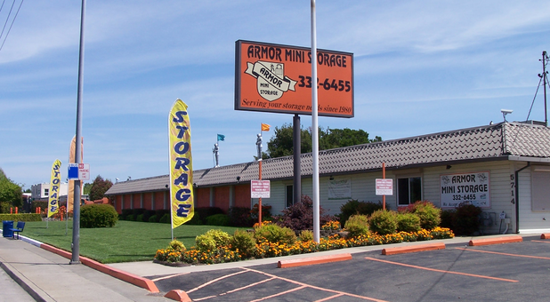Self Storage in Sacramento, CA