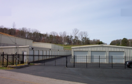 Safe & secure storage facility