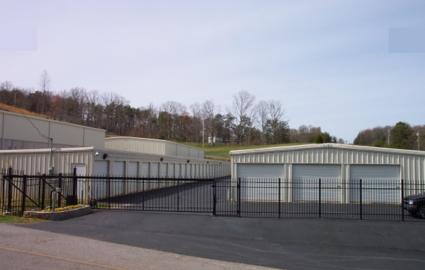 Safe & secure storage facility