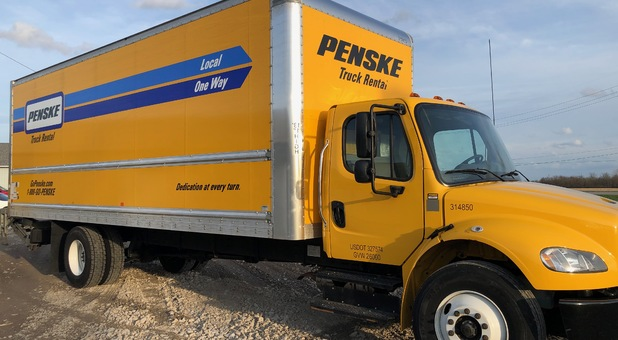 Penske Moving Trucks Available at All Purpose Storage, Delaware, OH