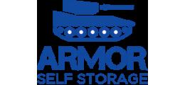 Armor Self Storage logo