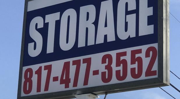 Todd Self Storage in Keller, TX