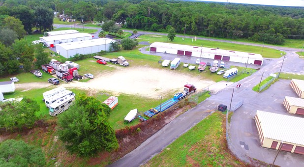 Storage Facilities in Inverness, FL