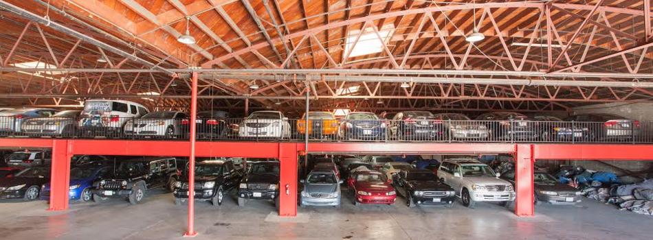 San Diego Car Storage