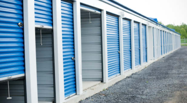 Affordable Storage Centre Penticton British Columbia