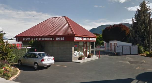 Heated and Air Conditioned Storage Units in BC