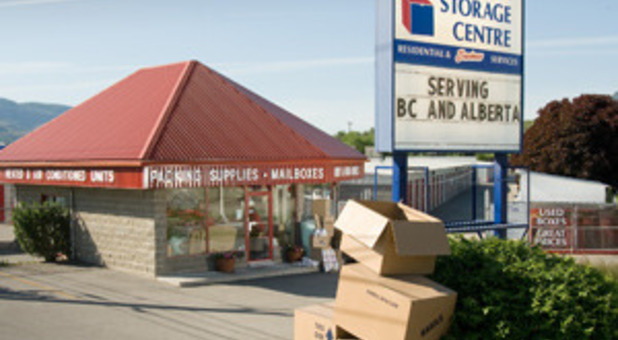 Affordable Storage Centre British Columbia