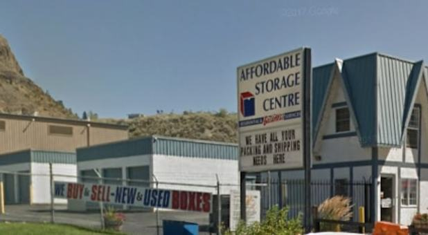 Affordable and Secure Self Storage Units