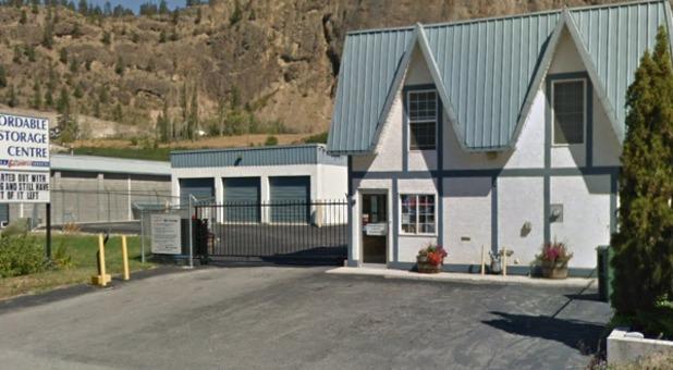 Affordable Storage Centre Summerland, British Columbia
