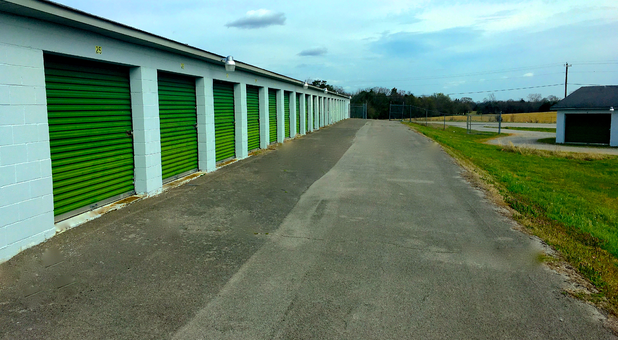 Storage Units in Lewisburg, TN