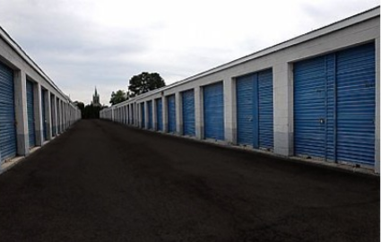 Outside Storage Units