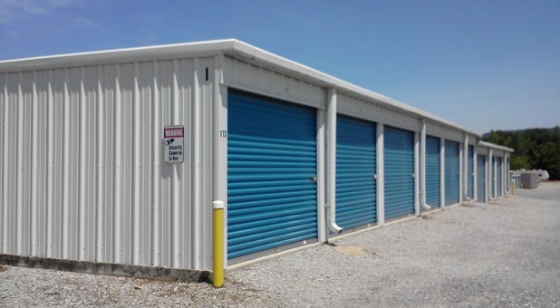 Convenient Drive-Up Storage Units at Affordable Prices!