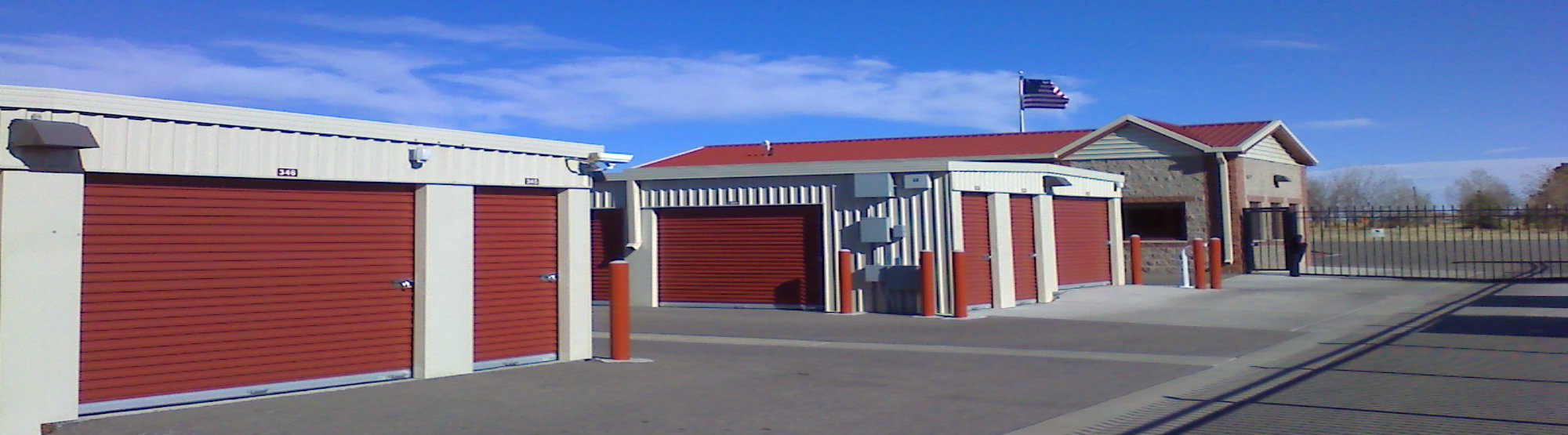 Interior insulated units & Self storage in Henderson CO | All Secure Self Storage LLC