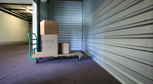 Our indoor storage units are temperature and humidity controlled