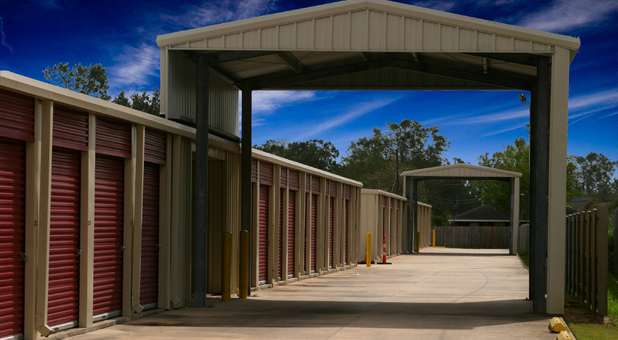 24 hour access to our storage units!