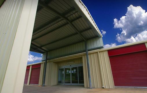 Storage lockers in Louisiana