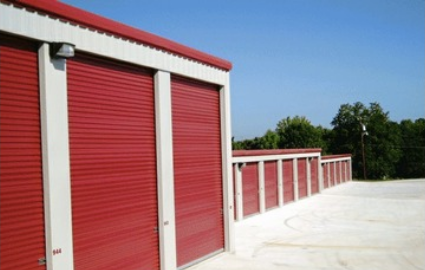 Self Storage Outdoor Access