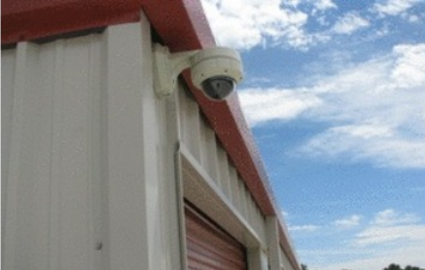 Security Cameras for Storage Units