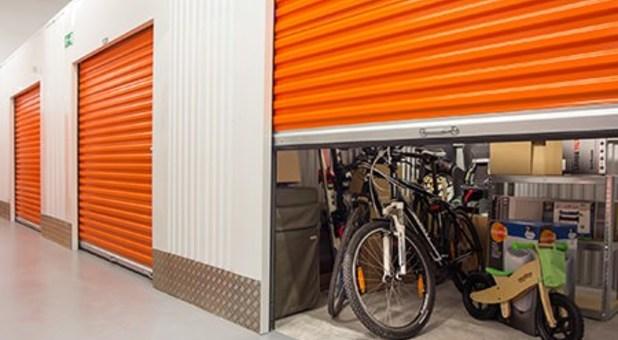 Convenient Drive-Up Storage Units