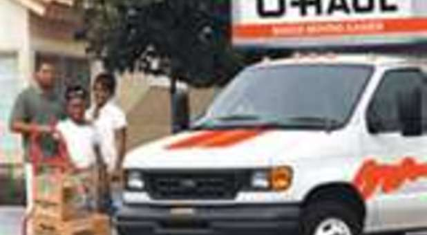 UHaul Truck and Trailer Rental