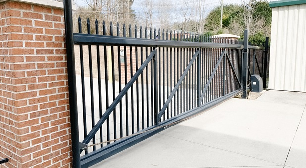 Our facility is gated and only accessible through your personalized gate code.
