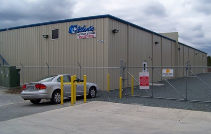 Atlantic Self Storage Facility