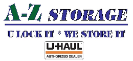 A to Z Storage logo