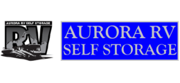 Aurora RV Self Storage logo