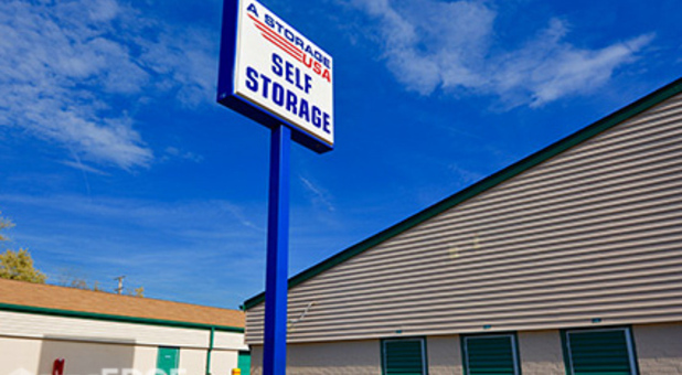 A Storage USA - a longtime self storage facility in Trotwood