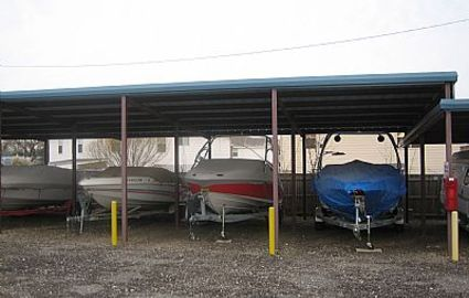 High Quality ... Alta Vista Commercial Warehousing; Boat Storage
