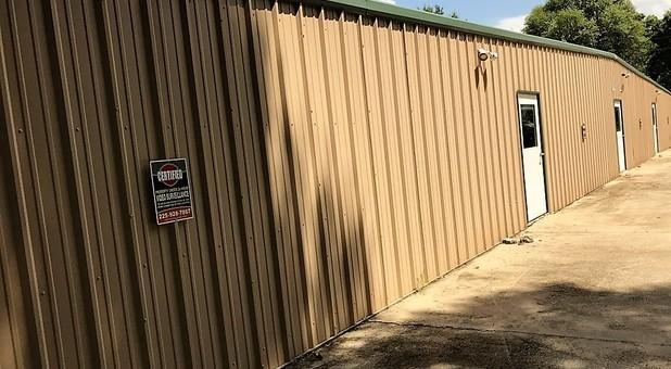 Secure Self Storage in Denham Springs, LA