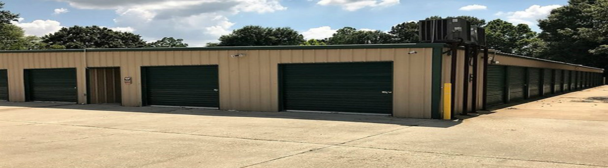 Self Storage on Hwy 16 in Denham Springs, LA