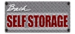 Bach Self Storage logo