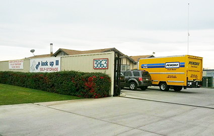 Bakersfield Ca Storage Units The Lock Up Self Storage