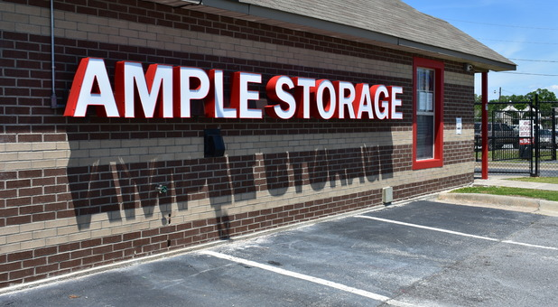 Ample Self Storage Benton.com
