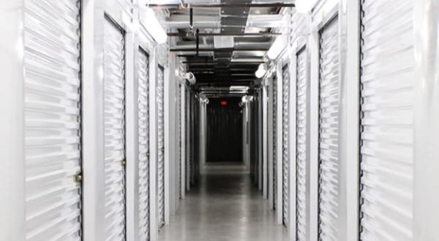 interior climate controlled units