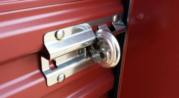 Budget Self Storage Cabot Quality Storage Lock