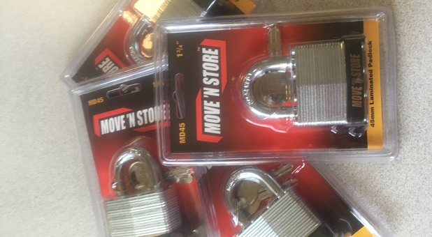 Locks for Self Storage Units