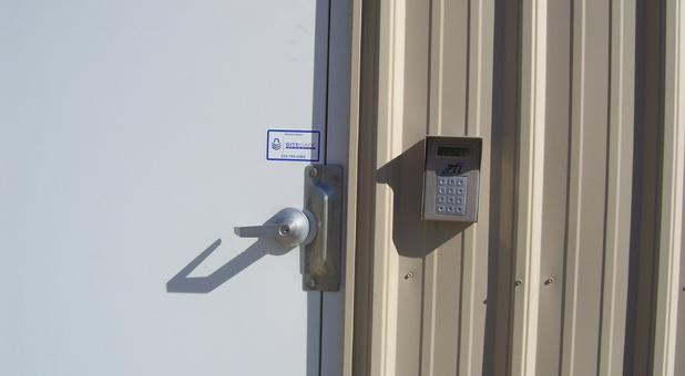 Code Entry Access