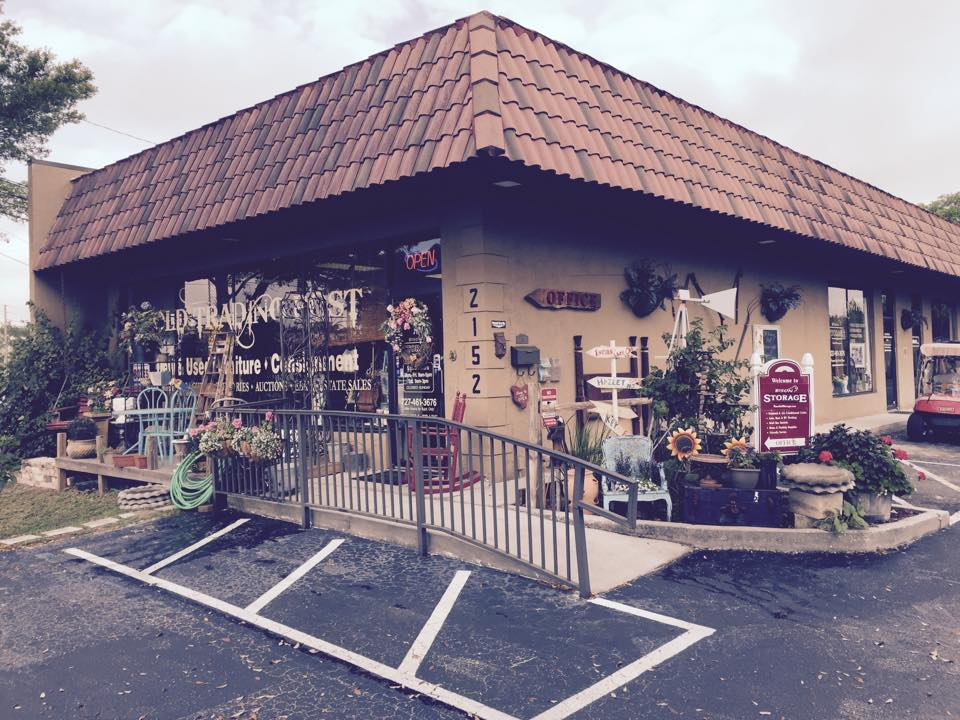Bison Storage and Antique Shop in Clearwater, FL 33765