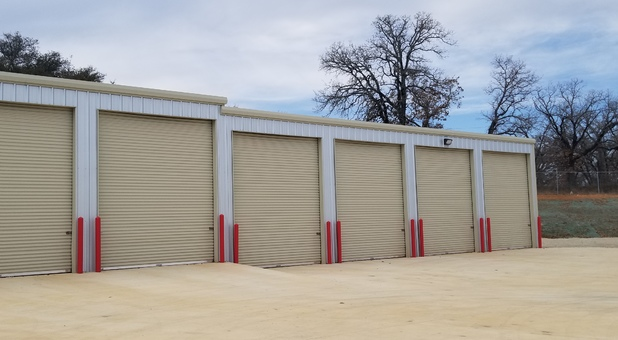 Secure Outdoor Storage Units