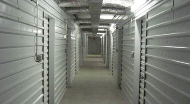 Secure Indoor Storage Units